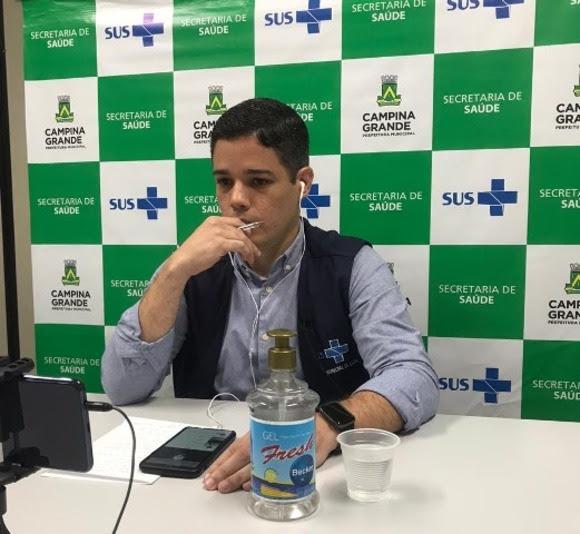Mudança na saúde de Campina Grande: Sai Filipe Reul e entre Gilney Porto