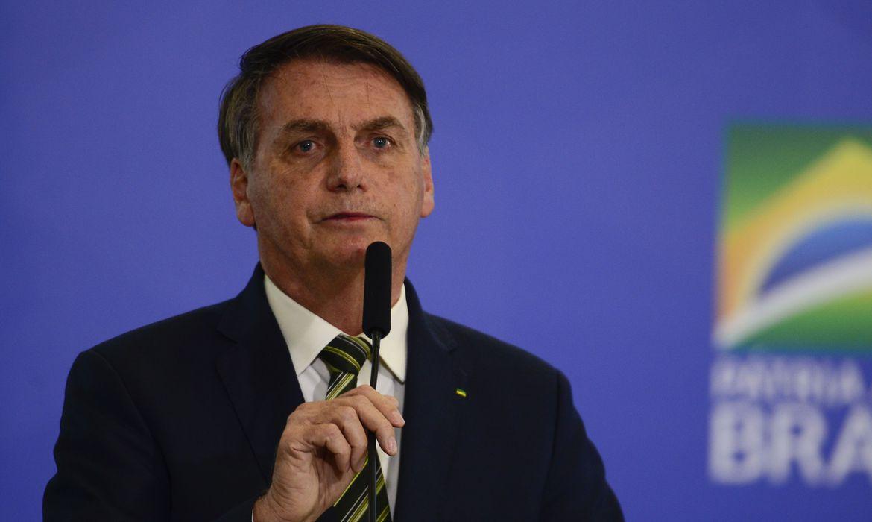 Bolsonaro diz que deve vetar dinheiro para o fundo eleitoral