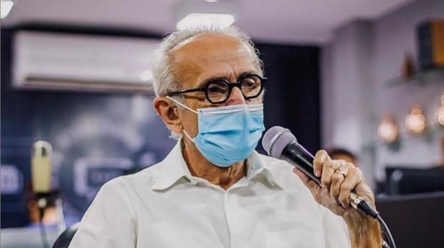 Cícero Lucena vai se reunir com ministro da Saúde após suspensão da vacina em JP