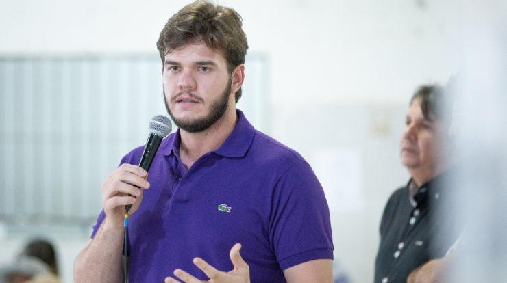 Bruno pretende tornar Campina Grande referência nacional como cidade inclusiva