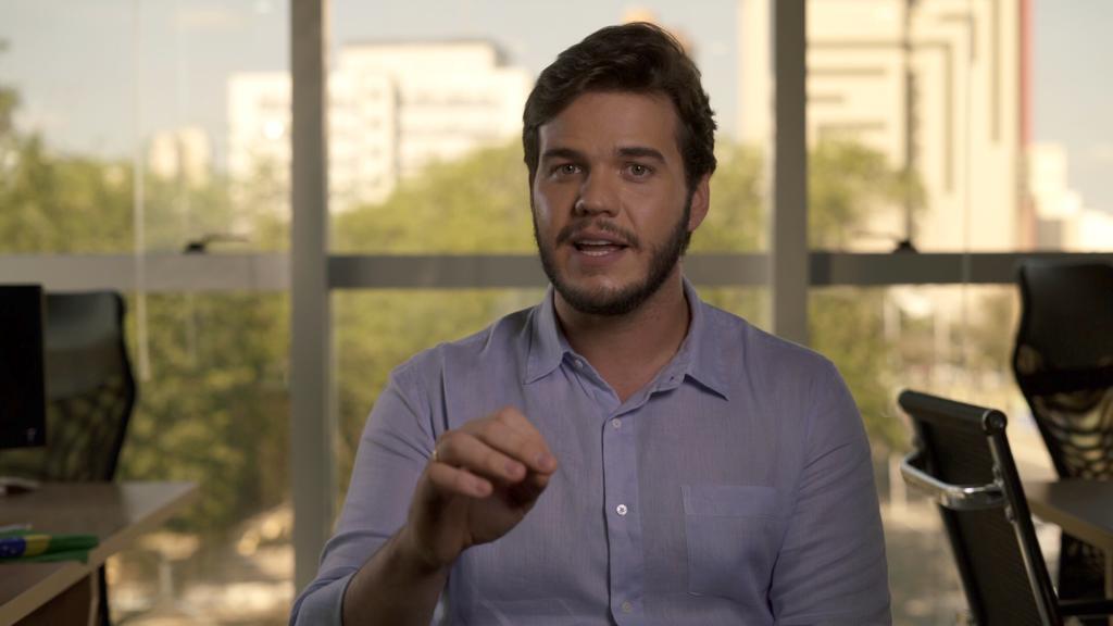 Bruno elenca cinco coisas que não fará na campanha e os cinco pontos de honra para sua chapa