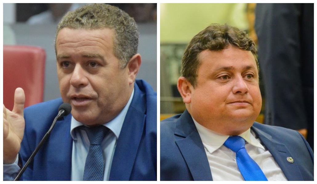 João Almeida e Wallber Virgolino se engalfinham e fazem debate à parte