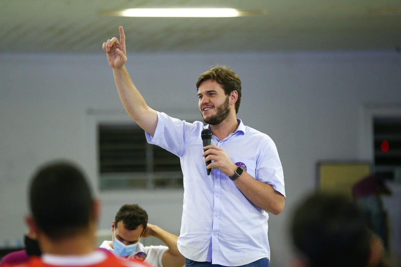 Bruno Cunha Lima cresceu 20 pontos, segundo pesquisa RedeMais/Opinião