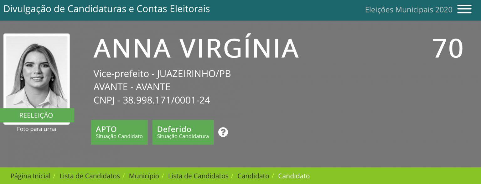 Mais um candidato a prefeito desiste e filha de Genival Matias entra na disputa