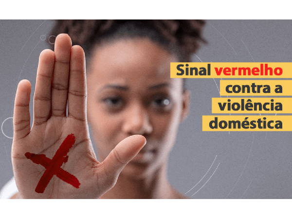 Com 'x' na palma da mão, mulheres podem pedir ajuda em farmácias em casos de violência