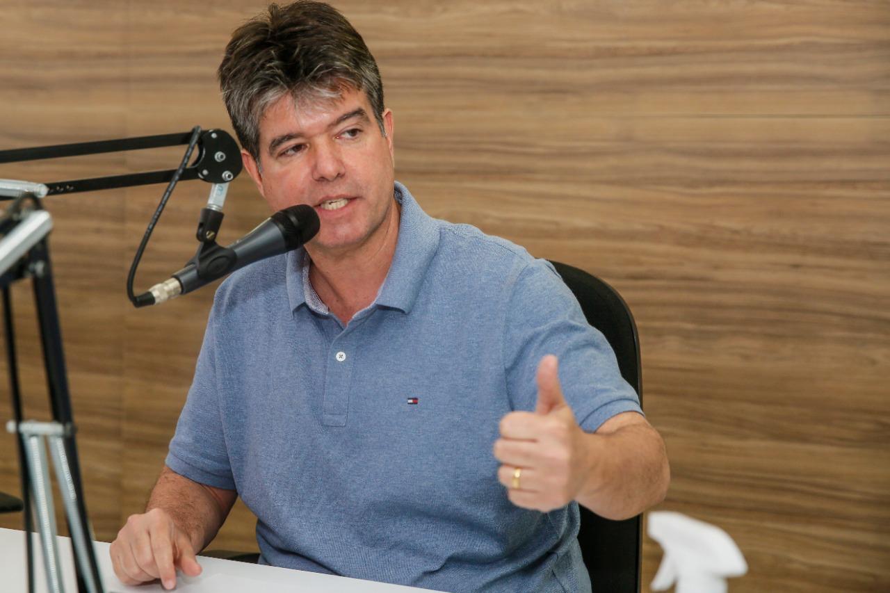 Deve ser dele a decisão, diz Ruy sobre retorno de Cássio à política