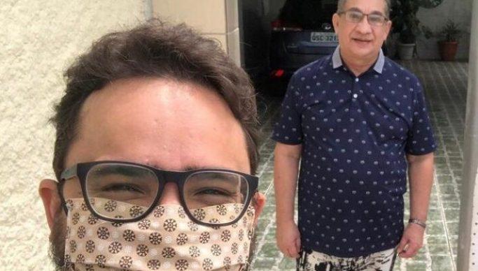 Covid-19 causa morte do pai de Tibério Limeira, secretário de Desenvolvimento Humano