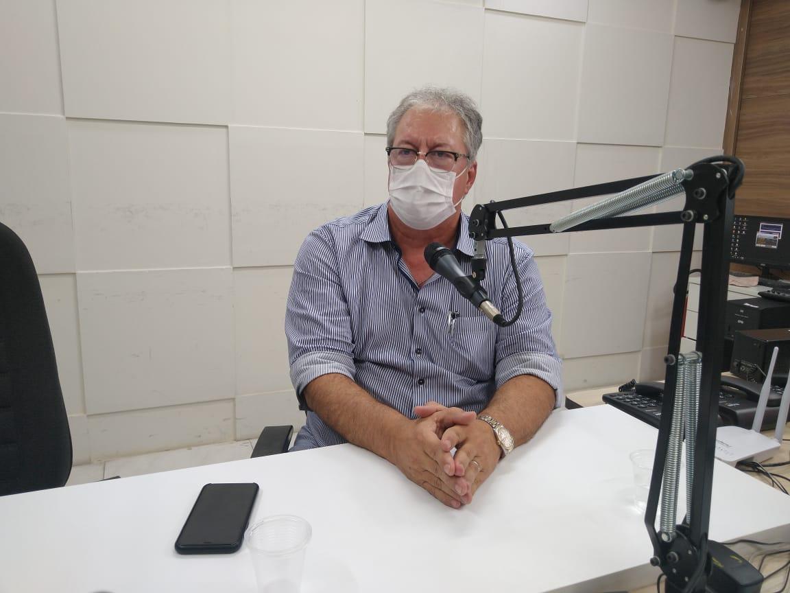 Secretário de Saúde de JP ironiza fala de Bolsonaro sobre desobrigar o uso de máscaras