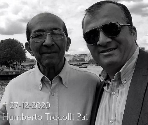 Missa de trigésimo dia do pai do deputado Trocolli Junior acontece nesta quarta