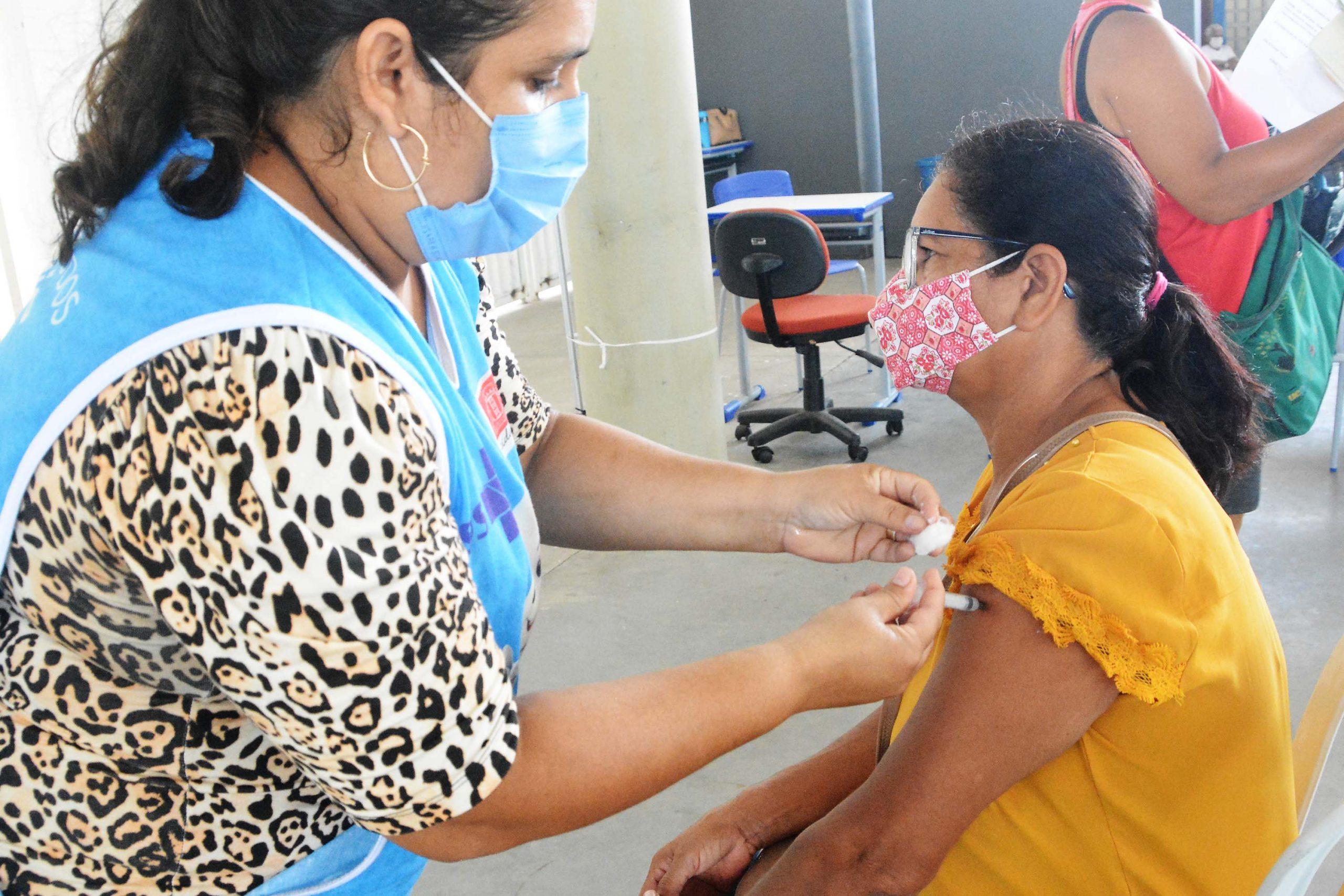 Prefeitura de João Pessoa concentra na vacinação de gestantes e puérperas com ou sem comorbidades neste sábado