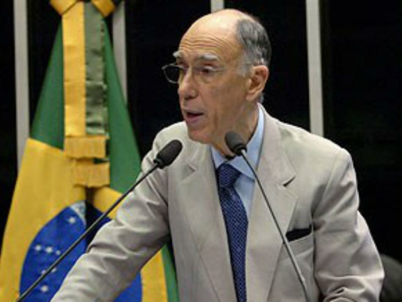 Ex-vice-presidente da República, Marco Maciel, morre em Brasília aos 80 anos