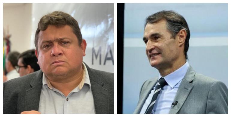 Walber diz o que quer e Romero faz ele ouvir o que não quer: Deputado cobra posição e ex-prefeito rebate; veja