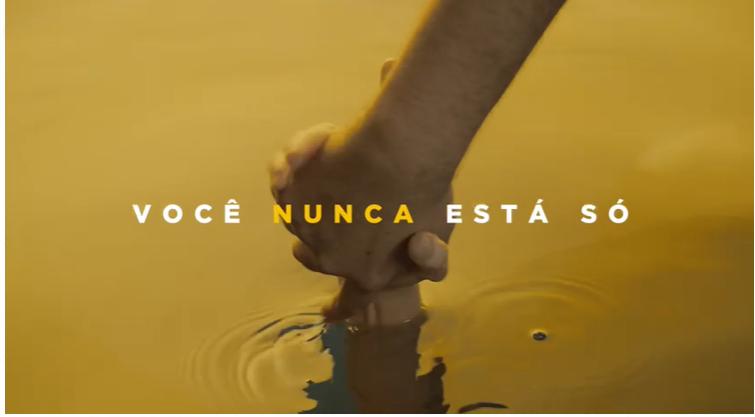 Campanha da Prefeitura de Campina Grande com mensagem impactante reforça prevenção ao suicídio; veja o vídeo