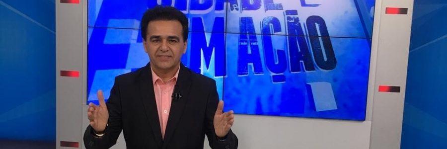 Aqui não tem fake news. Conforme antecipamos, Herbeth de Souza é o novo apresentador do Cidade em Ação, da TV Arapuan…