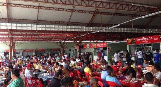 Cocadinha de Sal: Lockdown não deu certo na Paraíba, mas no Mercado da Torre tem 'louquidão'