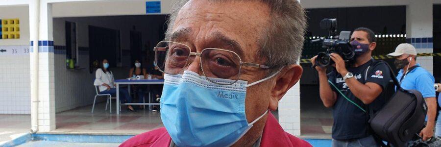 Senador José Maranhão apresenta melhora nos sinais vitais