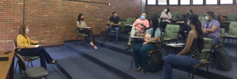Secretaria de Cultura promove reunião com diretores de equipamentos culturais de Campina Grande