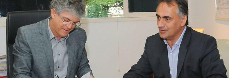 Ricardo revela que se reuniu e firmou acordo com Cartaxo antes das convenções partidárias de 2020