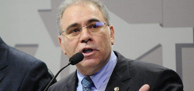 Marcelo Queiroga é cotado pelo Palácio do Planalto para disputar Governo da Paraíba ou Senado, diz jornal
