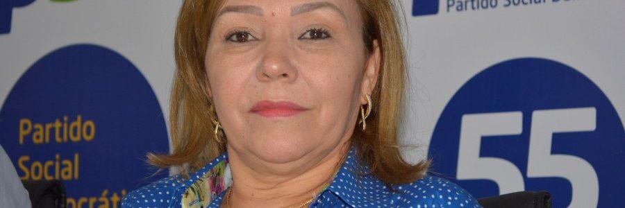 Exclusivo: Após quase assumir secretaria no governo João Azevêdo, Eva Gouveia será nomeada secretária na gestão de Bruno